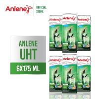 Anlene UHT Vanilla 175ml 6 Pcs