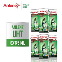 Anlene UHT Cokelat 175ml 6 Pcs