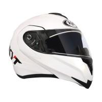 Helm KYT RRX (Modular) Solid - White