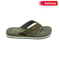 Baru Pata - Pata Sandal Pria Tezar Green - 8727055