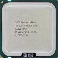 Promo Core 2 Quad 2,66 Ghz Q9400 + Fan (New) Original