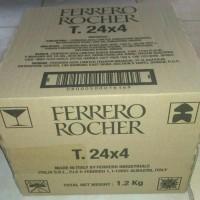Coklat Ferrero Rocher isi 24, 300gr Paling Murah