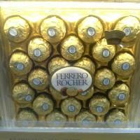 cokelat Ferrero rocher, isi 24pcs