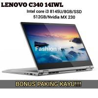 Laptop Promo Lenovo Ideapad C340-14IWL-INTEL i3 8145U-8GB-SSD 512