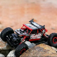JD Toys rock Leader RC Rock Crawler 2.4ghz scale 1.18 adventure