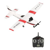 NL??WLtoys F949 3CH 2.4GHz RC Airplane Fixed Wing RTF CESSNA 182 Plan