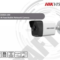 Ipcam new H265 Hikvision outdoor 2Mp DS-2CD2021-IAX