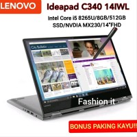 Laptop Promo Lenovo Ideapad C340-14IWL-INTEL CORE i5 8265U-RAM 8G