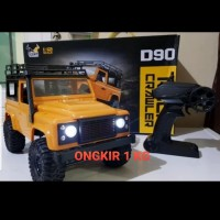 Rc mobil adventure offroad MN90 D90 Defender scale 1.12 RTR 2.4ghz