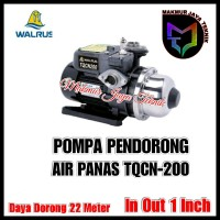 Best POMPA BOOSTER PENDORONG AIR PANAS WALRUS TQCN-200