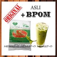 Terlaris Chatramue Bpom Thai Green Tea 200 Gr Number One Brand Prm