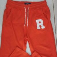 sweatpants celana training Russel Athletic (not Adidas uniqlo)