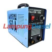 Lakoni Falcon 160E Mesin Trafo Las - Inverter