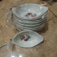 Souvenir Pernikahan Mangkok prahu sambal kemas plastik