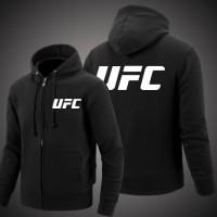 Jaket - Sweater - Hoodie - Zipper - Reebok UFC