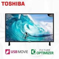 LED TV Toshiba 32 inch 32L2900 Usb movie