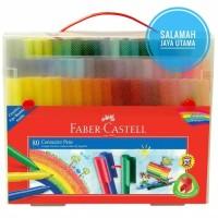 Connector Pen 80 Warna Faber Castell Gift Set