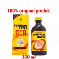 Tonikum Bayer Sirup 330 ml / Multivitamin Syrup 330 ML