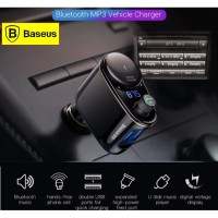 BASEUS Car Charger MP3 Audio Player Bluetooth Car Kit FM Transmitter