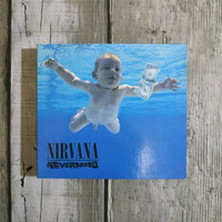 cd nirvana - nevermind deluxe edition