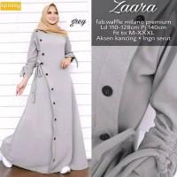 Baju Gamis Wanita Syari Muslim Jubah Cewek Pesta Muslimah Formal Murah