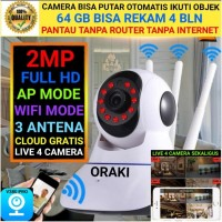 V380 Ip Camera 2Mp 1080P FHD Cctv Wireless Wifi SPC Xiaomi Cctv Killer