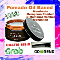 Pomade Oil Based Folti Baffi Terlaris Original 100% BPOM