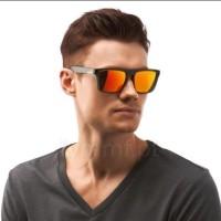 Kacamata Hitam/ Sunglasses Pria QUIKSILVER THE FREEIS Polarized Lens