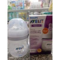 PROMO BOTOL SUSU AVENT PHILIPS NATURAL / DOT BAYI / BPA FREE