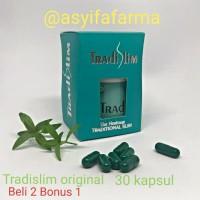 TRADISLIM pelangsing herbal alami