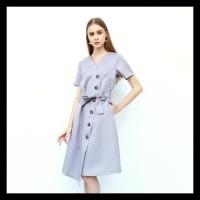 KIMONO BUTTONED DRESS KODE 441