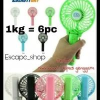 MINI HAND FAN GQC / KIPAS GENGGAM / KIPAS ANGIN PORTABLE / KIPAS LIPAT
