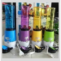 SHAKE N TAKE 3, 2 CUP BLANDER BLENDER MINI PORTABLE JUS BUAH