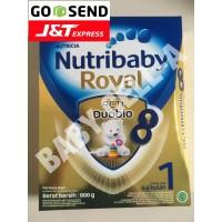 Nutribaby royal 1 kemasan box 800gr