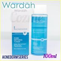 WARDAH Acnederm Pore Refining Toner 100ml .