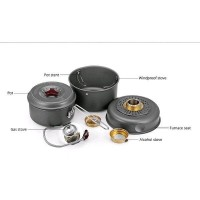 Kompor Camping Cooking Set Bulin BL-100 Q1 Not Trangia. Consina