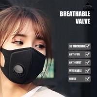 PA Masker Mulut Anti Air / Debu untuk Aktivitas Outdoor
