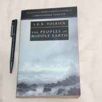 Novel the People of Middle Earth
