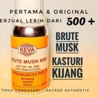 Bibit Parfum 100 ml SEGEL Minyak Wangi Kasturi Kijang Non Alkhohol