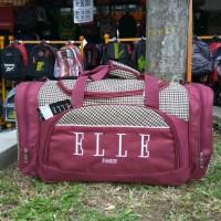 tas travel bag tas olahraga tas pakaian tas pulang kampung