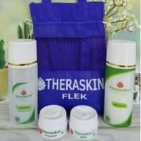 PAKET CREAM THERASKIN ORIGINAL BPOM/CREAM THERASKIN glowing/agne/flek