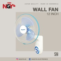 Kipas Angin Dinding NAGOYA NEW! (Wall Fan) 12in - NG12WF