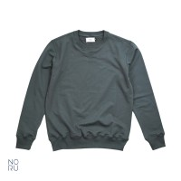 Kuru Sweater Grey - Crewneck - Sweatshirt - Jaket - Cardigan