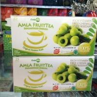Teh buah amla / Amla fruit tea / Indian gooseberry
