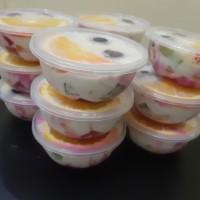 salad buah segar 200ml
