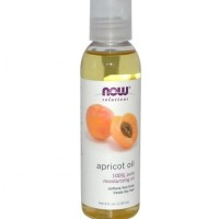 Now Foods, Solutions, Apricot Oil, Essential Oil, 4Fl Oz (118)Ml