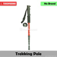 Tongkat Naik Gunung Tracking Pole Stick Stylish Untuk Pendakian -