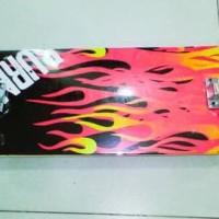 Silverfox Skateboard 100% Canadian Maple Burn