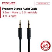 Kabel Audio 3.5mm Jack 3 m - linkMate-A1L 3.5 mm Aux Cable 3m PROMATE
