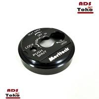 cover tutup kunci kontak motor Yamaha nmax mio dll hitam